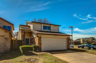 Garland Residential Lease For Lease: 2902 Antares Circle