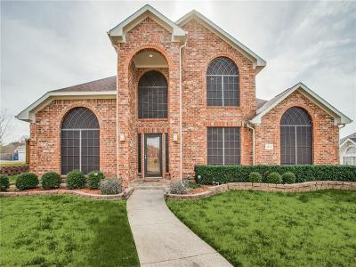 Rowlett Single Family Home For Sale: 7413 Glenstone Street