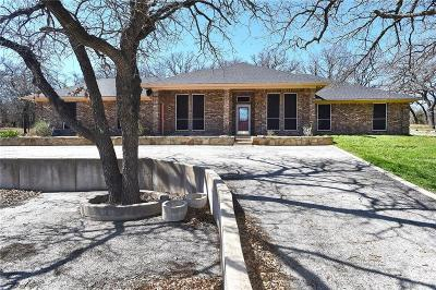 Archer County, Baylor County, Clay County, Jack County, Throckmorton County, Wichita County, Wise County Single Family Home For Sale: 421 County Road 4598