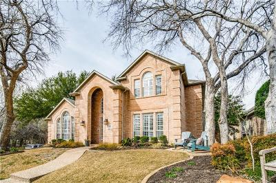 Plano Single Family Home Active Option Contract: 5801 Kingsbrook Drive
