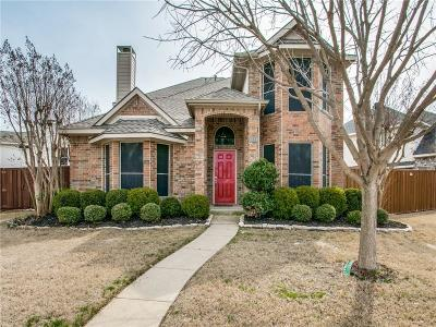 Coppell Single Family Home For Sale: 588 Raintree Circle