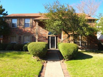 Cedar Hill Single Family Home For Sale: 611 Finley Street