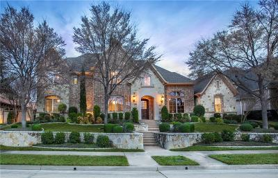 Frisco Single Family Home For Sale: 5502 Stone Canyon Drive