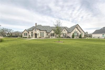 Flower Mound Single Family Home For Sale: 4101 Rock Haven Court