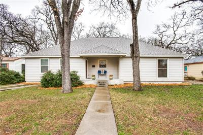 Irving Single Family Home Active Option Contract: 269 Saint Clair Drive W