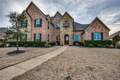 Prosper Single Family Home For Sale: 961 Moss Creek