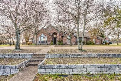 Weatherford Single Family Home For Sale: 1914 Circleview Drive