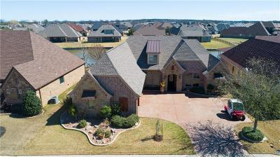 Parker County, Tarrant County, Hood County, Wise County Single Family Home For Sale: 1505 Chelsea Bay Court