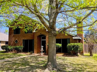 Garland Single Family Home For Sale: 5430 Blue Cove Drive