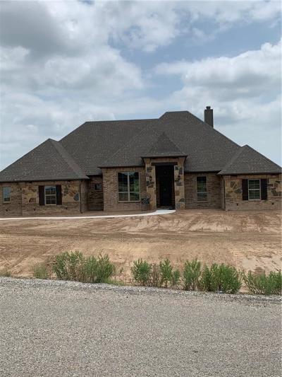 Millsap Single Family Home For Sale: 186 El Dorado Trail