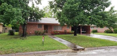 Cooke County Single Family Home For Sale: 1205 Magnolia Street