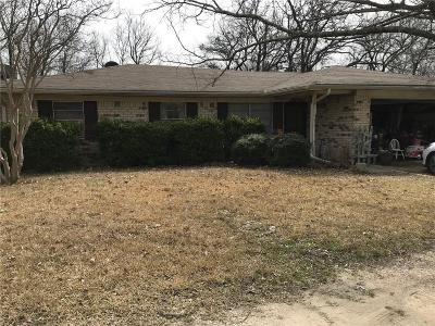 Princeton Single Family Home For Sale: 1201 McKinney Avenue
