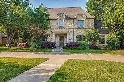 Dallas County Single Family Home For Sale: 5614 Del Roy Drive