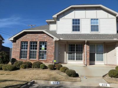 Duncanville Condo Active Option Contract