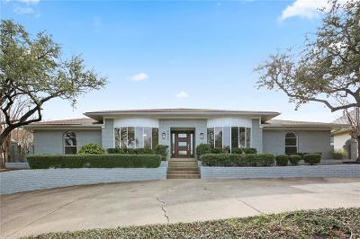 Single Family Home For Sale: 9644 Robin Meadow Drive