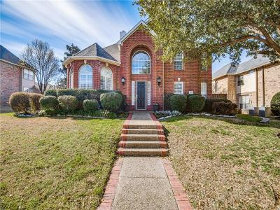 Carrollton Single Family Home For Sale: 1461 Brookside Drive