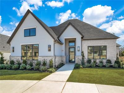 Southlake Single Family Home For Sale: 616 Winding Ridge Trail