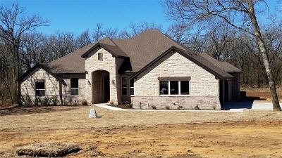 Weatherford Single Family Home For Sale: 1800 Sweet Springs Road