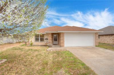 Springtown Single Family Home For Sale: 120 Chisolm Trail Court