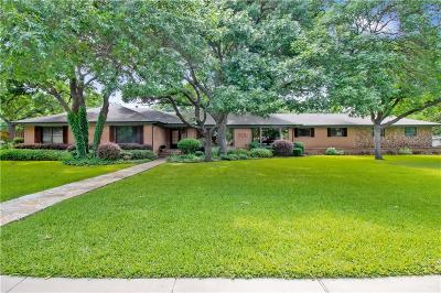Frisco Single Family Home For Sale: 9581 Mimosa Road