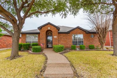 The Colony Single Family Home For Sale: 6013 Apache Drive