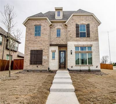 Mckinney Single Family Home For Sale: 6925 Grand Mesa Parkway