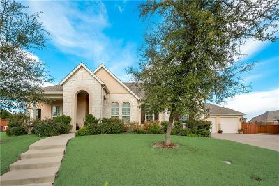 Rockwall Single Family Home Active Option Contract: 3161 Luchenbach Trail