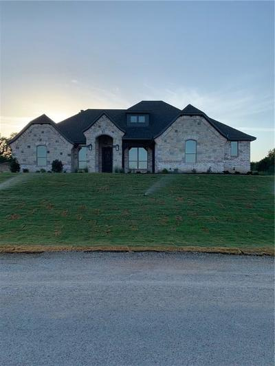 Weatherford Single Family Home For Sale: 115 Morgan Meadows Drive