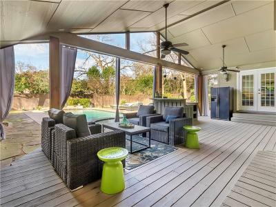 Fort Worth Single Family Home For Sale: 3640 Norfolk Road