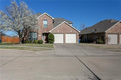 Sachse Single Family Home For Sale: 6507 Holly Crest Lane