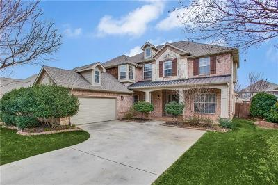 Denton Single Family Home For Sale: 6602 Lantana Drive