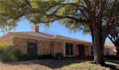 Single Family Home For Sale: 6917 Tumbling Trail