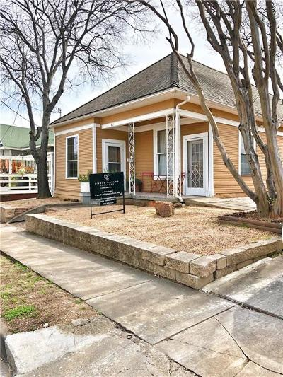 Dallas Commercial For Sale: 412 W 7th Street