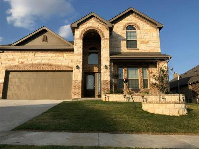 Fort Worth Single Family Home For Sale: 14612 Gilley Lane