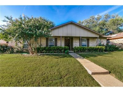 Garland Residential Lease For Lease: 4922 Willowhaven Circle