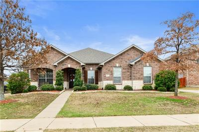 Wylie Single Family Home For Sale: 709 Tuskegee Drive