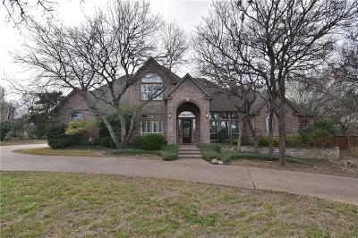 Parker County Single Family Home Active Option Contract: 120 Oakview Drive