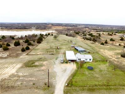 Wise County Single Family Home For Sale: 2163 N Fm 1655