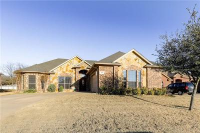 Weatherford Single Family Home For Sale: 319 Jade Lane