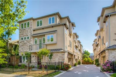Townhouse For Sale: 3680 Azure Court
