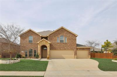 Mckinney Single Family Home For Sale: 400 Cherry Spring Drive