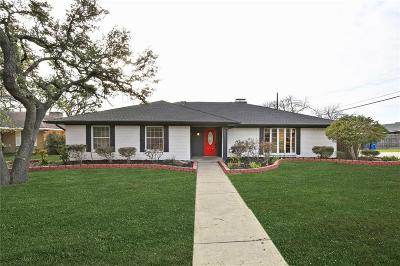 Single Family Home For Sale: 10323 Pensive Drive