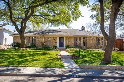 Dallas County Single Family Home For Sale: 10024 Larchbrook Circle