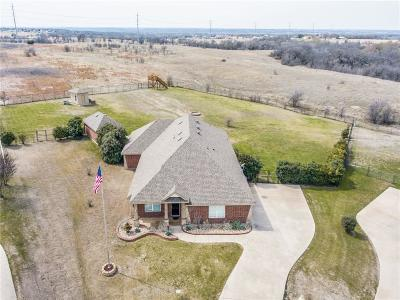 Archer County, Baylor County, Clay County, Jack County, Throckmorton County, Wichita County, Wise County Single Family Home For Sale: 1136 Mount Lane