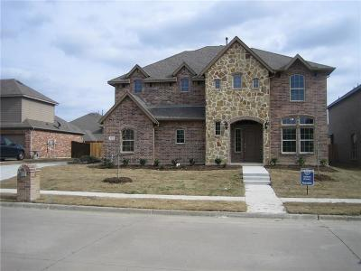 Forney Single Family Home For Sale: 258 Fox Hollow Boulevard
