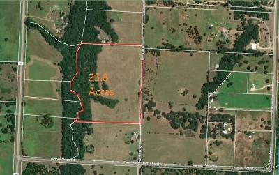 Grayson County Farm & Ranch For Sale: Tbd Twin Oaks Lane