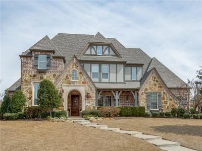 McKinney Single Family Home For Sale: 2901 Wilderness Court
