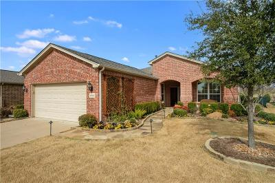 Frisco Single Family Home For Sale: 1838 Overwood Drive