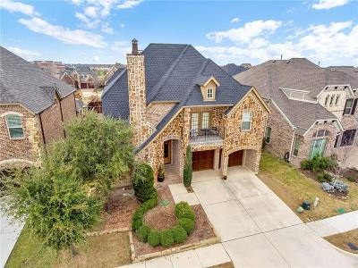 The Colony Single Family Home For Sale: 8224 Inverness