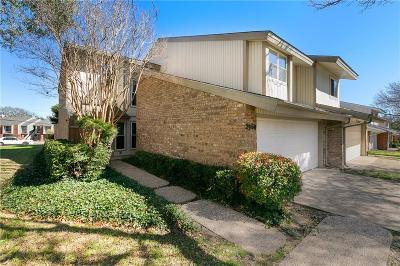Carrollton Townhouse For Sale: 2960 Woodcroft Circle